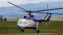 OM-BYU - Slovakia -  Air Force Mil Mi-17 aircraft