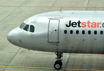 9V-JSA - Jetstar Asia Airbus A320