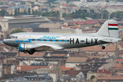HA-LIX - Malev Sunflower Aviation (Gold Ttimer Foundation) Lisunov Li-2 aircraft