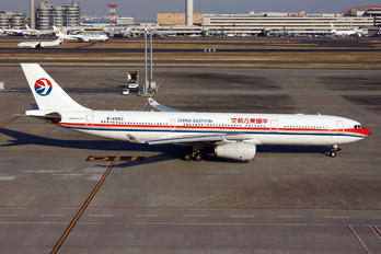 B-6083 - China Eastern Airlines Airbus A330-300