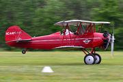 NC4418 - Private Travel Air D-4000 aircraft
