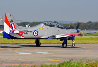 ZF378 - Royal Air Force Short 312 Tucano T.1