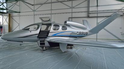 - - Private Cirrus Vision SF50
