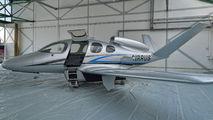 - - Private Cirrus Vision SF50 aircraft