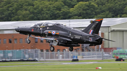 ZK028 - Royal Air Force British Aerospace Hawk T.2