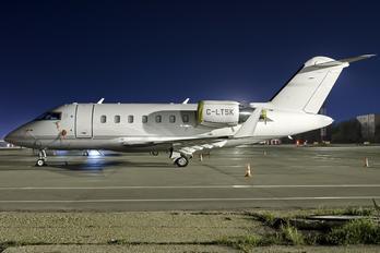 G-LTSK - Private Bombardier Challenger 605