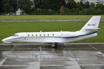 OK-UGJ - Travel Service Cessna 680 Sovereign