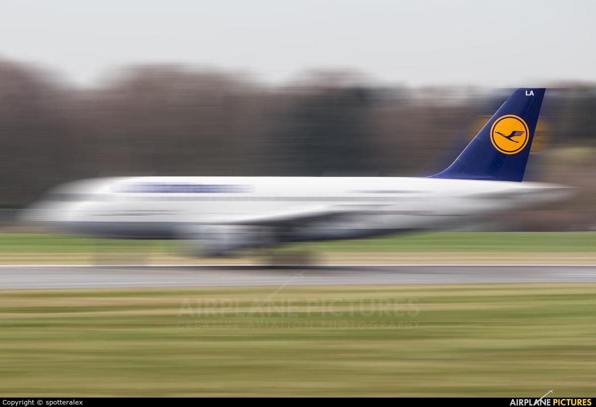 Lufthansa D-AILA aircraft at Hamburg - Fuhlsbüttel