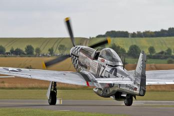 D-FBBD - Private North American P-51D Mustang