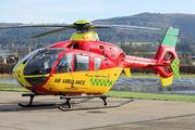 G-KRNW - Bond Air Services Eurocopter EC135 (all models) aircraft