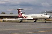 RA-65724 - SibNIA Tupolev Tu-134 aircraft