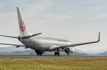 JA309J - JAL - Express Boeing 737-800