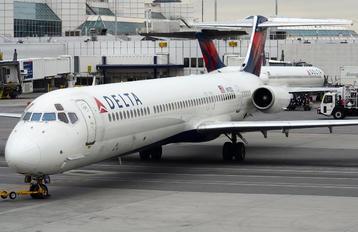 N193DL - Delta Air Lines McDonnell Douglas MD-88