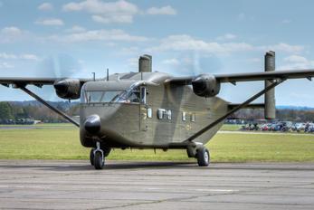 G-PIGY - Invicta Aviation Short SC.7 Skyvan