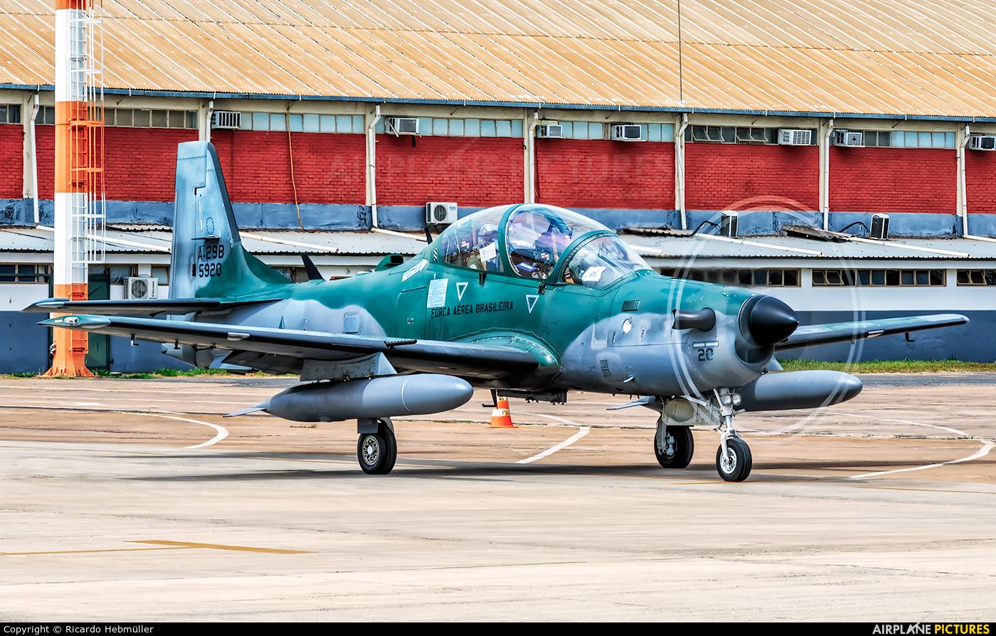 Brazil - Air Force 5920 aircraft at Brasília - Presidente Juscelino Kubitschek Intl
