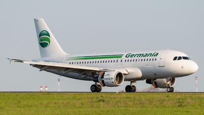 D-ASTR - Germania Airbus A320