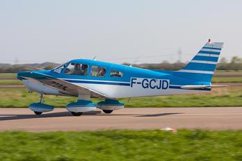F-GCJD - Private Piper PA-28 Warrior