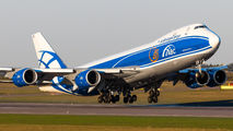 VQ-BVR - Air Bridge Cargo Boeing 747-8F aircraft
