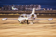 G-ZMED - Air Medical Fleet Learjet 35 aircraft