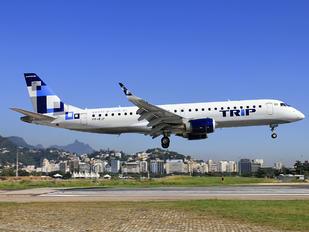 PP-PJP - Trip Linhas Aéreas Embraer ERJ-190 (190-100)