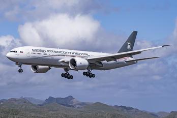 CS-TQX - Ceiba Intercontinental Boeing 777-200LR