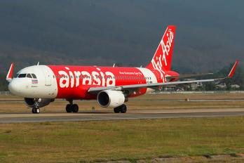 HS-BBL - AirAsia (Thailand) Airbus A320