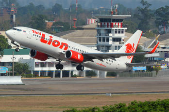 HS-LUI - Thai Lion Air Boeing 737-800