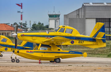 897 - Croatia - Air Force Air Tractor AT-802