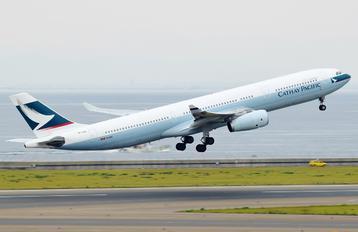 B-LBG - Cathay Pacific Airbus A330-300