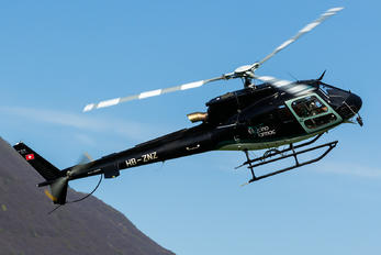 HB-ZNZ - Private Aerospatiale AS350 Ecureuil / Squirrel