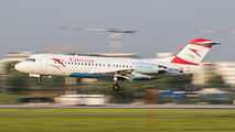 OE-LFH - Austrian Airlines/Arrows/Tyrolean Fokker 70 aircraft