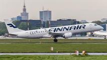 OH-LKO - Finnair Embraer ERJ-190 (190-100) aircraft