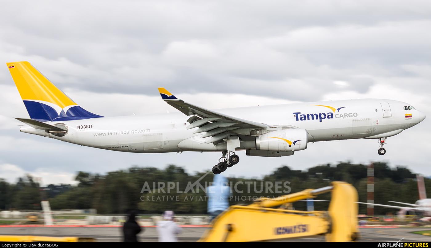 Tampa Cargo N331QT aircraft at Bogotá - Eldorado Intl