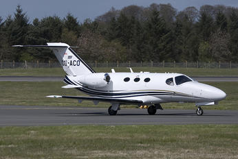 OO-ACO - Unknown Cessna 510 Citation Mustang