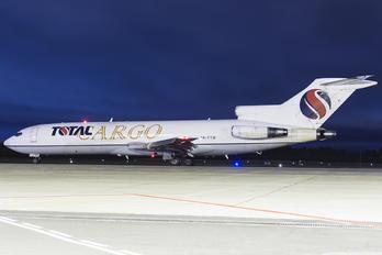 PR-TTW - Total Linhas Aéreas Boeing 727-200F