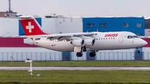 HB-IXT - Swiss British Aerospace BAe 146-300/Avro RJ100 aircraft