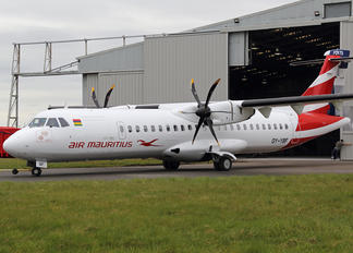 OY-YBF - Air Mauritius ATR 72 (all models)