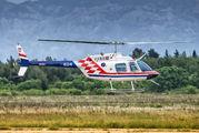 604 - Croatia - Air Force Bell 206B Jetranger III aircraft