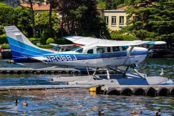 N206BJ - Private Cessna 206 Stationair (all models)