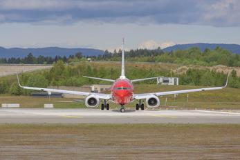 LN-NHC - Norwegian Air Shuttle Boeing 737-800