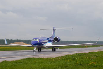 4K-AI88 - Azerbaijan - Government Gulfstream Aerospace G650, G650ER