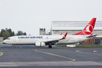 TC-JVK - Turkish Airlines Boeing 737-800