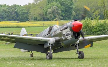 F-AZKU - SNC Societe de Developpement et de Promotion de L'Aviation Curtiss P-40N Warhawk