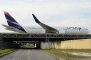 LATAM Boeing 767-300ER PT-MSY aircraft