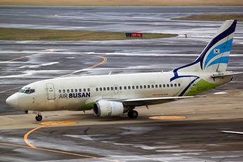 HL7250 - Air Busan Boeing 737-500