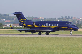 M-CLAB - Private Bombardier BD-100 Challenger 300 series