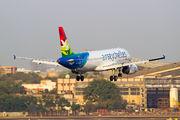 S7-SIL - Air Seychelles Airbus A320 aircraft