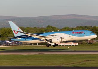 G-TUIA - Thomson/Thomsonfly Boeing 787-8 Dreamliner