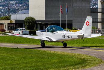 HB-HKO - Private FFA AS-202 Bravo