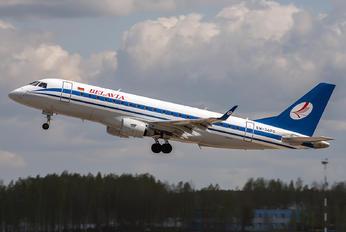EW-341PO - Belavia Embraer ERJ-175 (170-200)